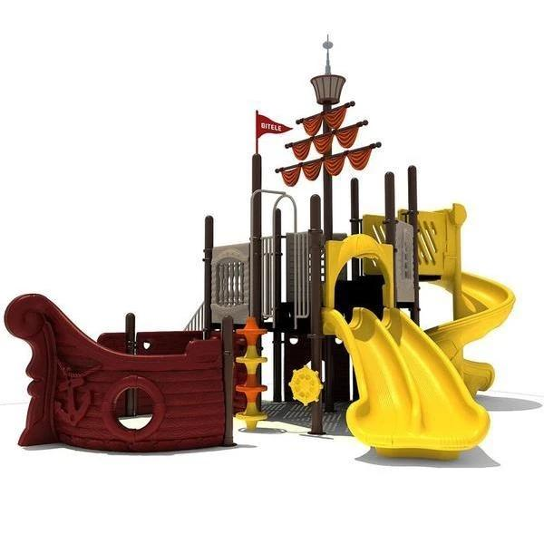 PS-1404 | Commercial Playground Equipment