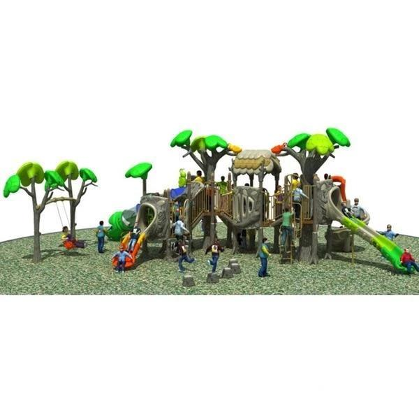 PD-T054 | Ancient Tree Themed Playground