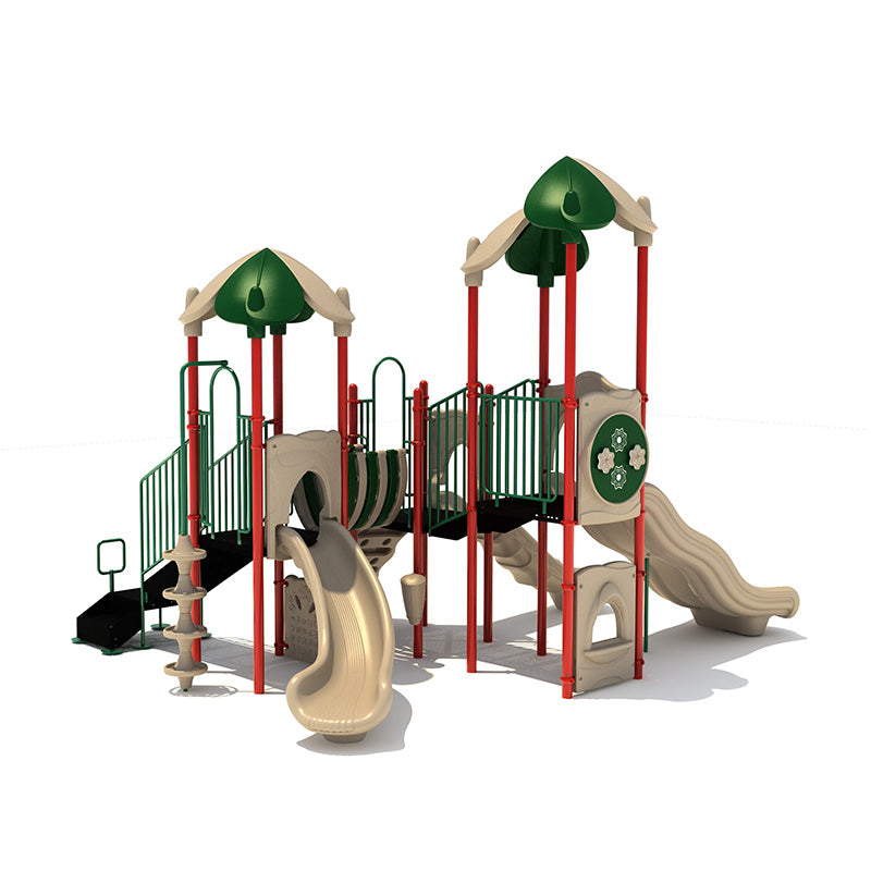 KP-1610-2- Commercial Playground Equipment