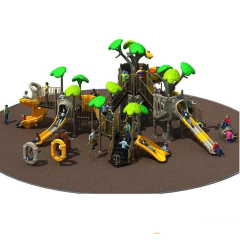 Pacific Rim | Ancient Tree Themed Playground
