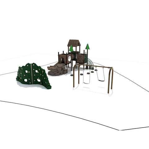 NL-1607 C | Commercial Playground Equipment
