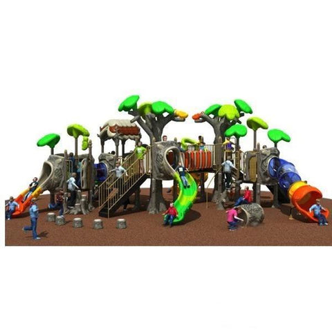 PD-T051 | Ancient Tree Themed Playground