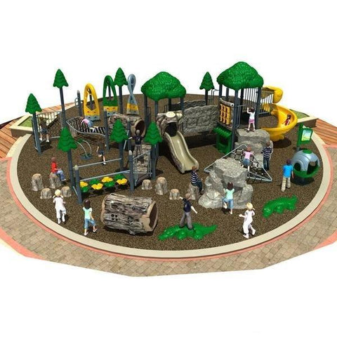 PD50013A | Commercial Playground Equipment