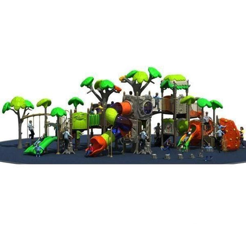 New Brunswick | Ancient Tree Themed Playground