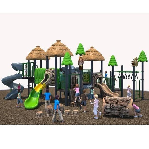 PD50010A | Commercial Playground Equipment