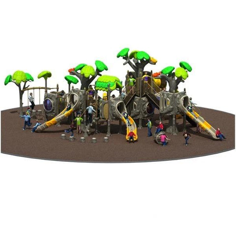 Atlantic Forest | Ancient Tree Themed Playground