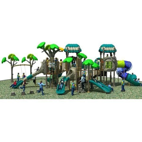PD-T056 | Ancient Tree Themed Playground