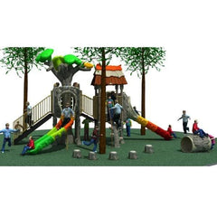 PD-T044 | Ancient Tree Themed Playground