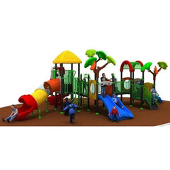 Santa Fe Forest | Outdoor Playground Equipment