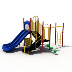 KP-1619 - Commercial Playground Equipment