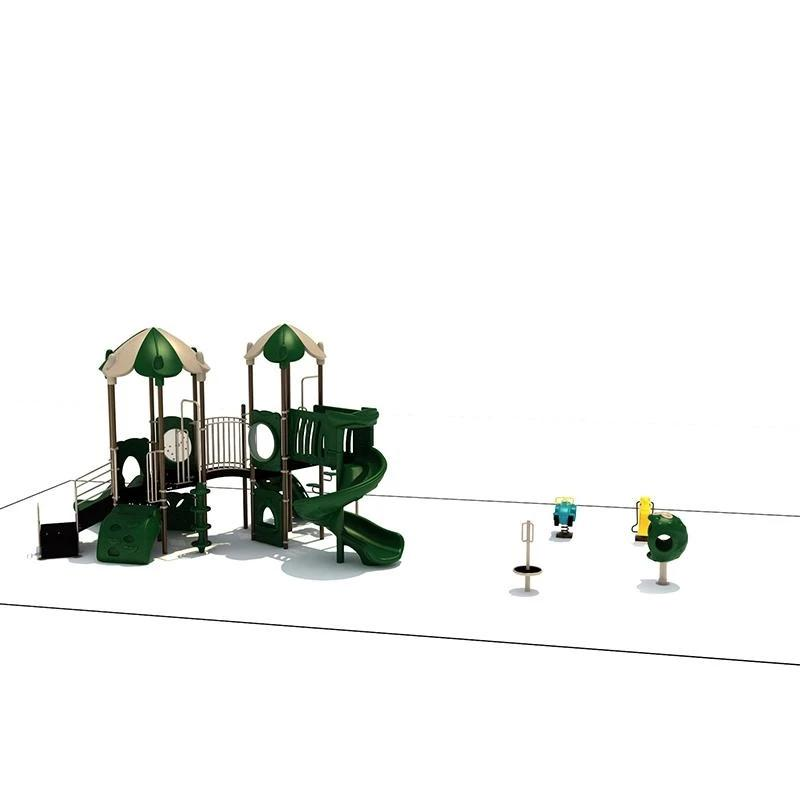 KP-80064 | Commercial Playground Equipment