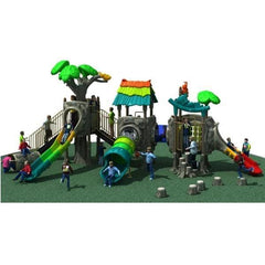 PD-T049 | Ancient Tree Themed Playground