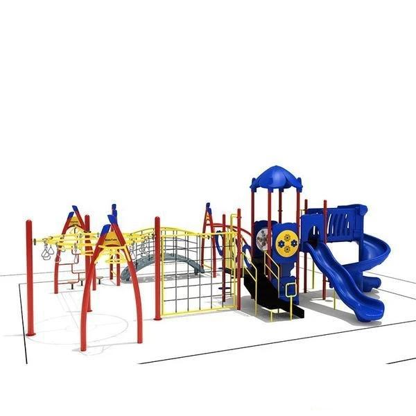 Kilimanjaro III  | Commercial Playground Equipment