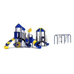 Saint Lucia I | Commercial Playground Equipment