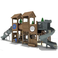 GL-1404 | Outdoor Playground Equipment