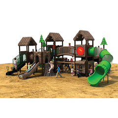Fort Bliss | Commercial Playground Equipment
