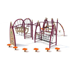 PDNX-1406 | Commercial Playground Equipment