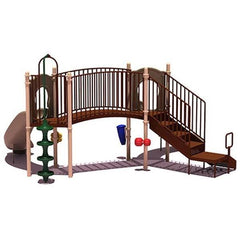 UPLAY-004 Hamilton Ridge | Commercial Playground Equipment