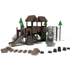 GL-1402 | Outdoor Playground Equipment