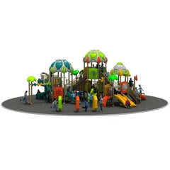 PD-C078 | Race Car Themed Playground
