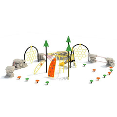 PDNX-1408 | Commercial Playground Equipment