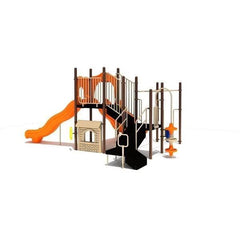 PD-KP-1510 | Commercial Playground Equipment