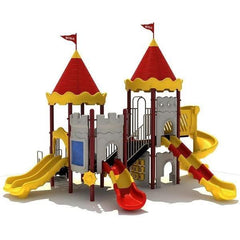 Oxford Castle | Themed Playground Equipment