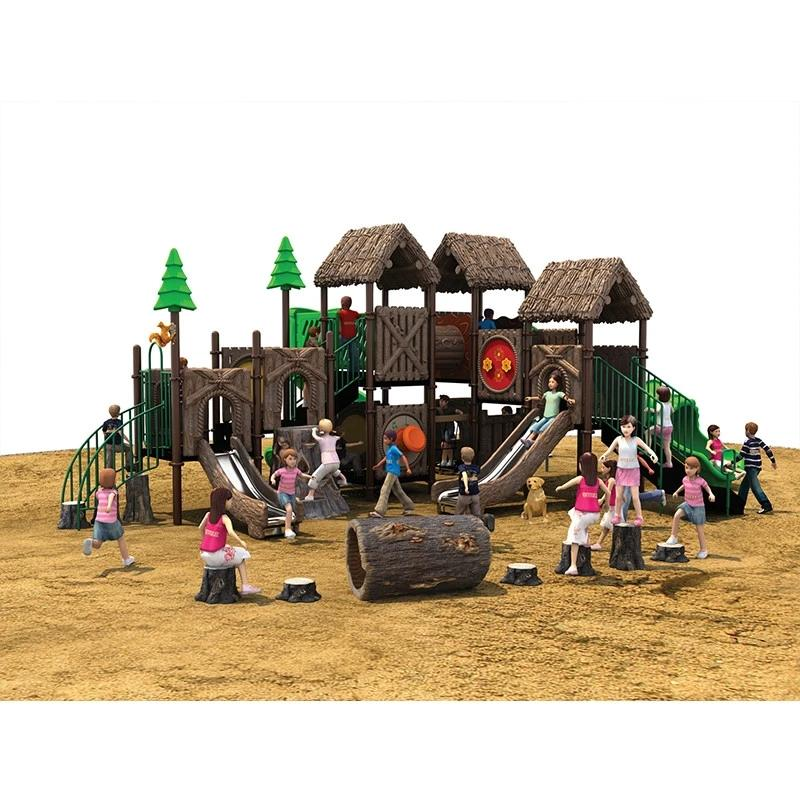 Fort Clark | COMMERCIAL PLAYGROUND EQUIPMENT