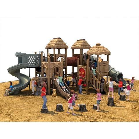 Fort McIntosh | COMMERCIAL PLAYGROUND EQUIPMENT