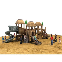Fort Crockett | COMMERCIAL PLAYGROUND EQUIPMENT