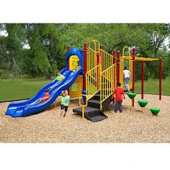 UPLAY-006 Maddies Chase | Commercial Playground Equipment