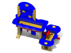 Fish Water Trough | Commercial Playground Equipment