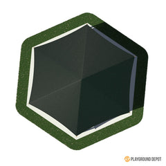 34' Hexagon Shade