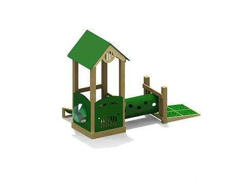 Infant-Toddler Train Engine | Commercial Playground Equipment