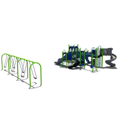 PD-32197 | Commercial Playground Equipment