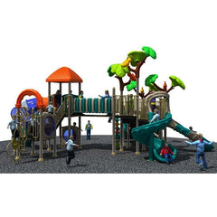 Tuskegee Forest | Outdoor Playground Equipment