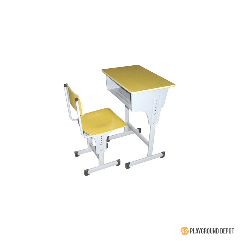 Single Elevating Desk