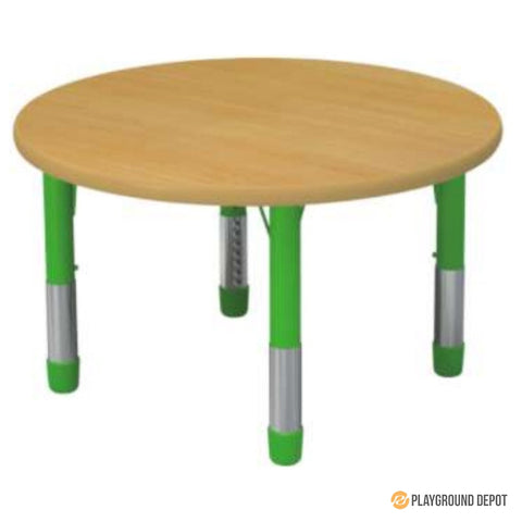 Round Elevating Table