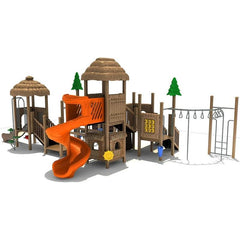GL-1403 | Outdoor Playground Equipment