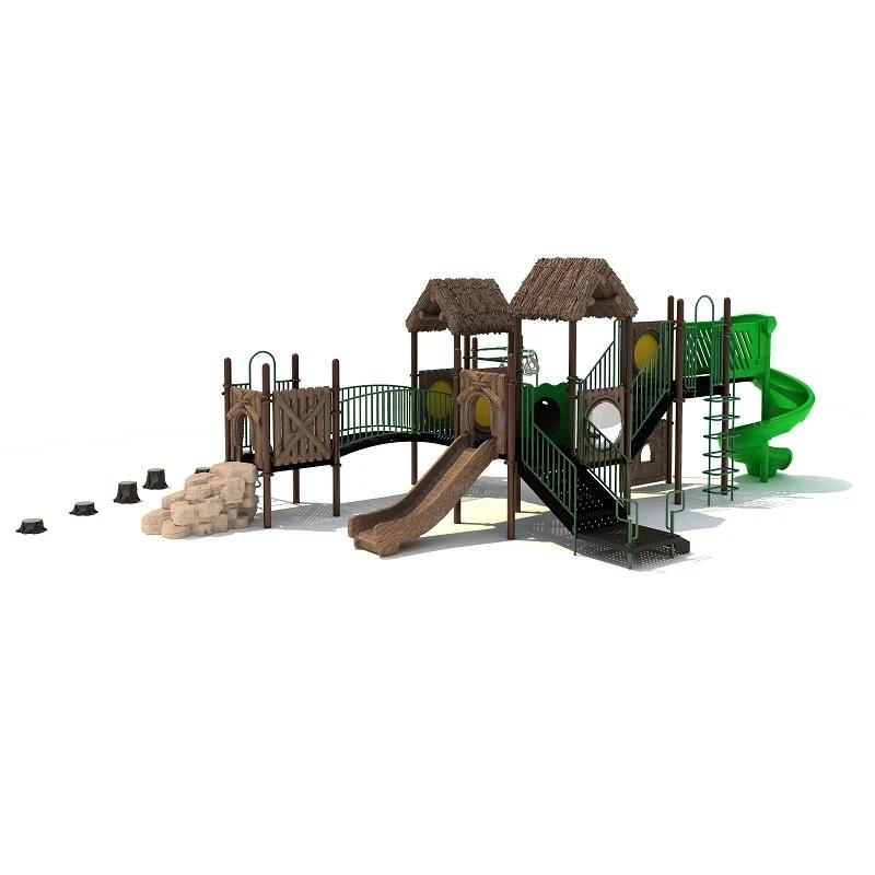 PD-NL-20728 | Commercial Playground Equipment