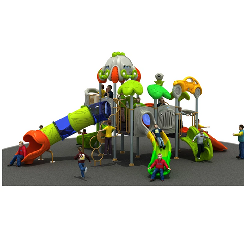 PD-C061 | Race Car Themed Playground