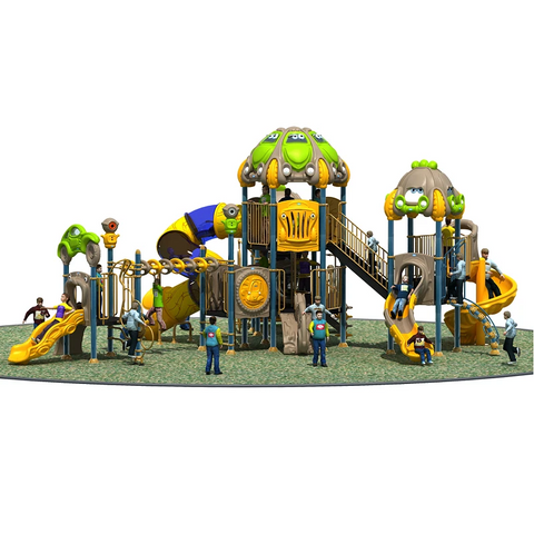 PD-C072 | Race Car Themed Playground