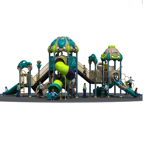 PD-C073 | Race Car Themed Playground