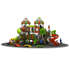 PD-C079 | Race Car Themed Playground