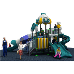 PD-C081 | Race Car Themed Playground