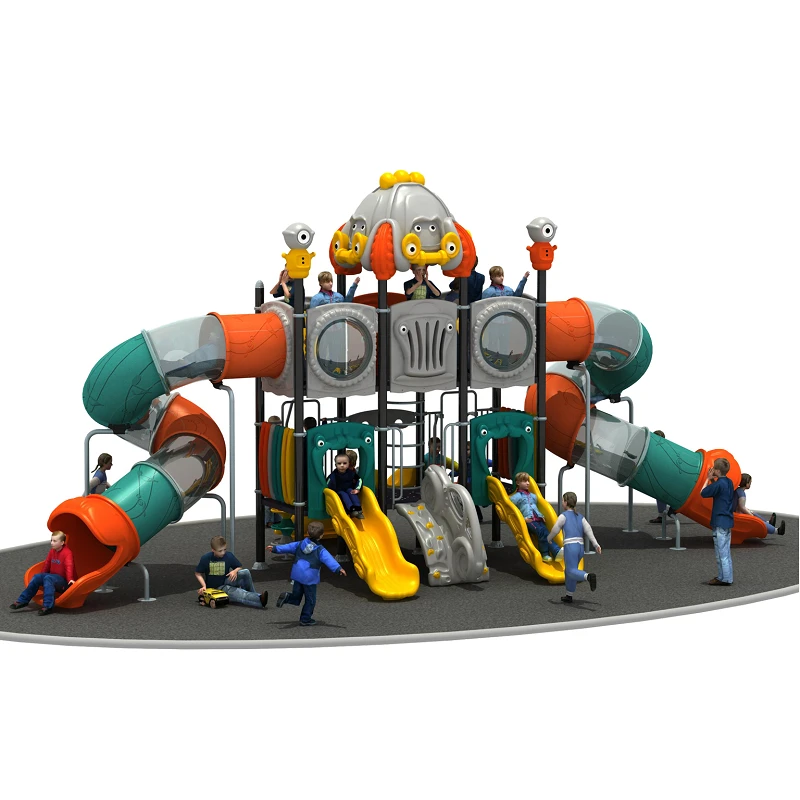 PD-C082 | Race Car Themed Playground