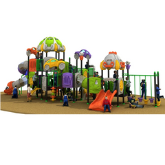 PD-C085 | Race Car Themed Playground