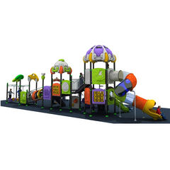 PD-C087 | Race Car Themed Playground