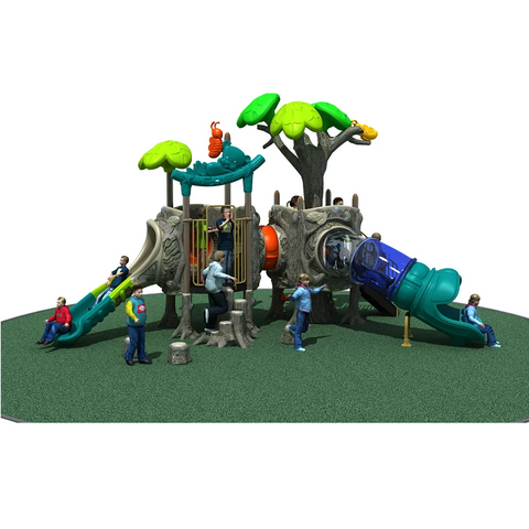 PD-T035 | Ancient Tree Themed Playground
