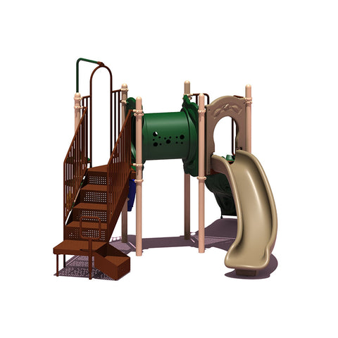 UPLAY-002 Deer Creek | Commercial Playground Equipment